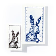 Load image into Gallery viewer, Afternoon Tea Rabbit Tattoo - LAZY DUO TATTOO