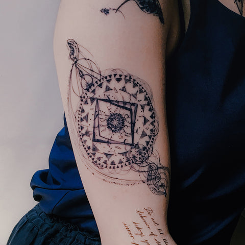 星座刺青紋身 horoscope zodiac sign Tattoo Bohemian galaxy tattoo Large Back Tattoo Romantic tarot tattoo spiritual Tattoo Mandala LAZY DUO Tattoo Sticker 香港紋身貼紙 刺青圖案 紋身師 印刷訂做客製 Custom Temporary Tattoo artist HK tattoo shop Hong Kong 迷你刺青 韓式刺青紋身 small tattoo design Minimal Tattoo little tattoo idea sketchy tattoo floral tattoo ankle wrist tattoo back tattoo Taiwan