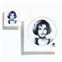 Load image into Gallery viewer, Leon the Professional・Mathilda Tattoo - LAZY DUO TATTOO