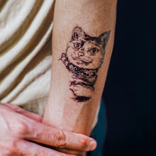 Load image into Gallery viewer, Little Bean Ding Cat Rescue Mascots・Kit & Monroe - LAZY DUO TATTOO