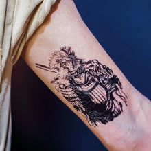 Load image into Gallery viewer, Man Tsang・Monkey King - LAZY DUO TATTOO