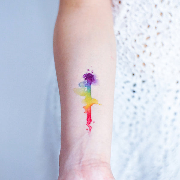 Pride Tattoos Colorful Rainbow TATTOO Watercolor LGBT Endless Love Ink Tattoos LAZY DUOTemporary Tattoo significance Love Equality Minimal Simple Tattoo Smiley Face Tattoo Little Tattoo Small Tattoo Rose Tattoo Sticker Fineline HK Hong Kong 刺青紋身貼紙 香港刺青圖案  印刷訂做客製 Custom Temporary Tattoo artist HK tattoo shop Hong Kong 迷你刺青 韓式刺青紋身 small tattoo design Minimal Tattoo little tattoo idea sketchy tattoo floral tattoo ankle wrist tattoo back tattoo Taiwan