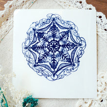 Load image into Gallery viewer, Mandala Circle II Tattoo - LAZY DUO TATTOO