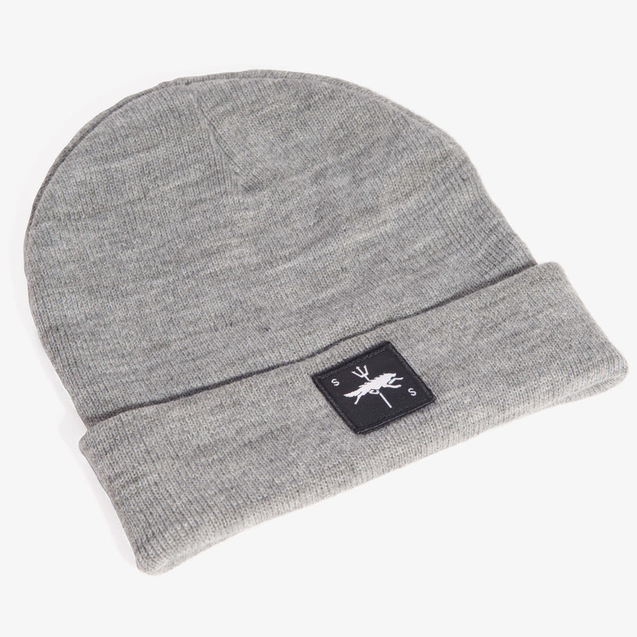 Cliff Beanies-Beanies-Seawolf Supply-Grey Wolf Marle-Seawolf Supply
