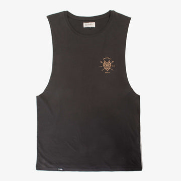 Anchor Tank-Singlets-Seawolf Supply-Small-Seal Grey-Seawolf Supply