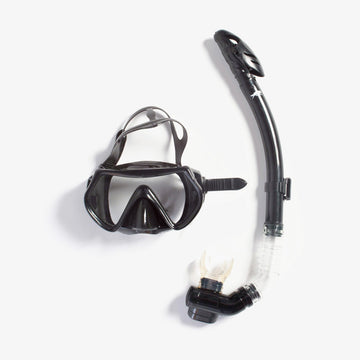 Gills & Goggles-Snorkel & Mask-Seawolf Supply-Cyclops-Snorkel-Seawolf Supply