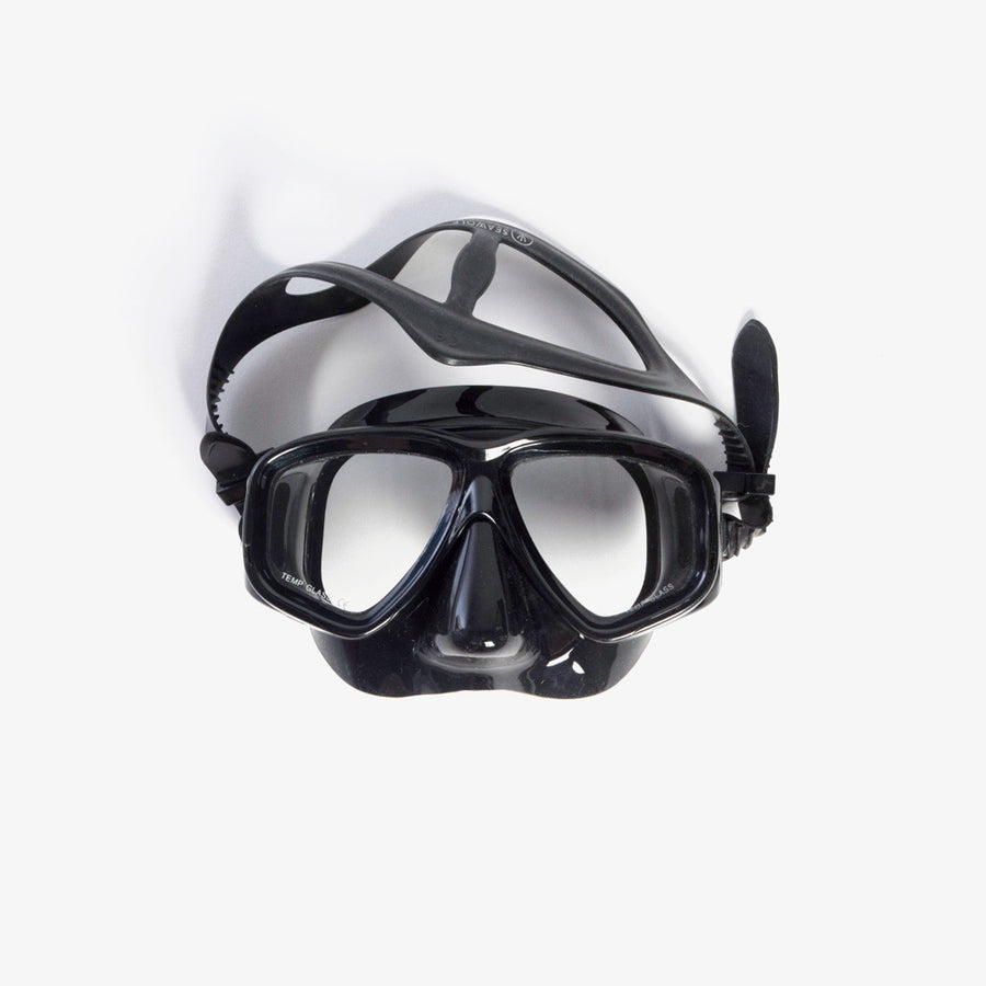 Gills & Goggles-Snorkel & Mask-Seawolf Supply-Ocean Explorer-No Snorkel-Seawolf Supply