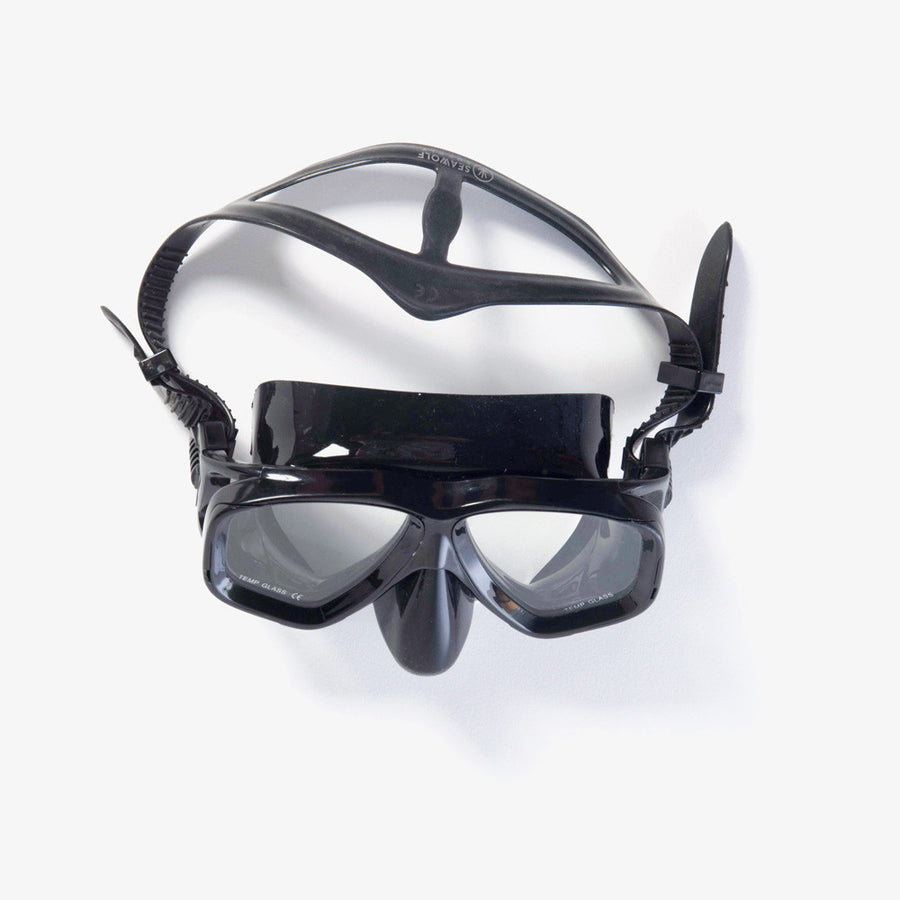 Gills & Goggles-Snorkel & Mask-Seawolf Supply-No Mask-Snorkel-Seawolf Supply