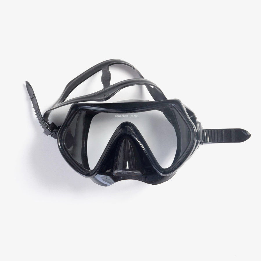 Gills & Goggles-Snorkel & Mask-Seawolf Supply-Cyclops-No Snorkel-Seawolf Supply
