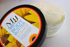 sunflower oil body butter