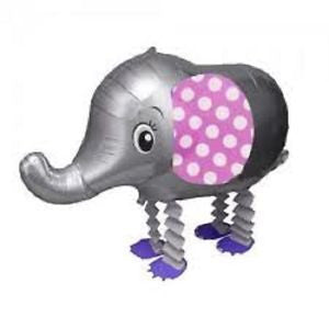 Elephant Walking Pet Balloons Bouquet - Delivered*
