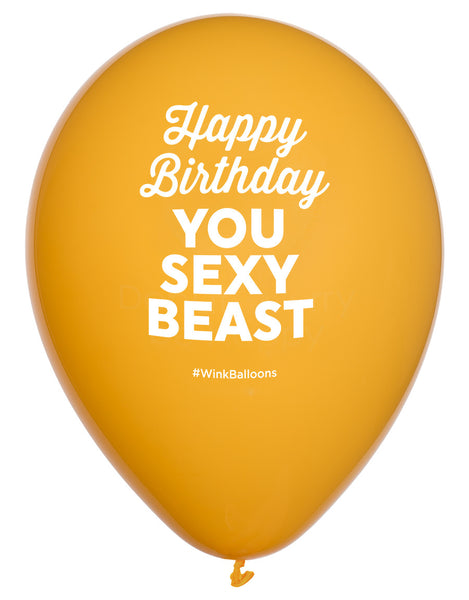 Happy Birthday You Sexy Beast