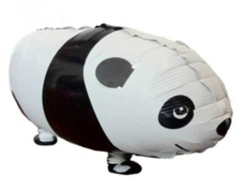 Panda Walking Foil Balloon - Delivered*