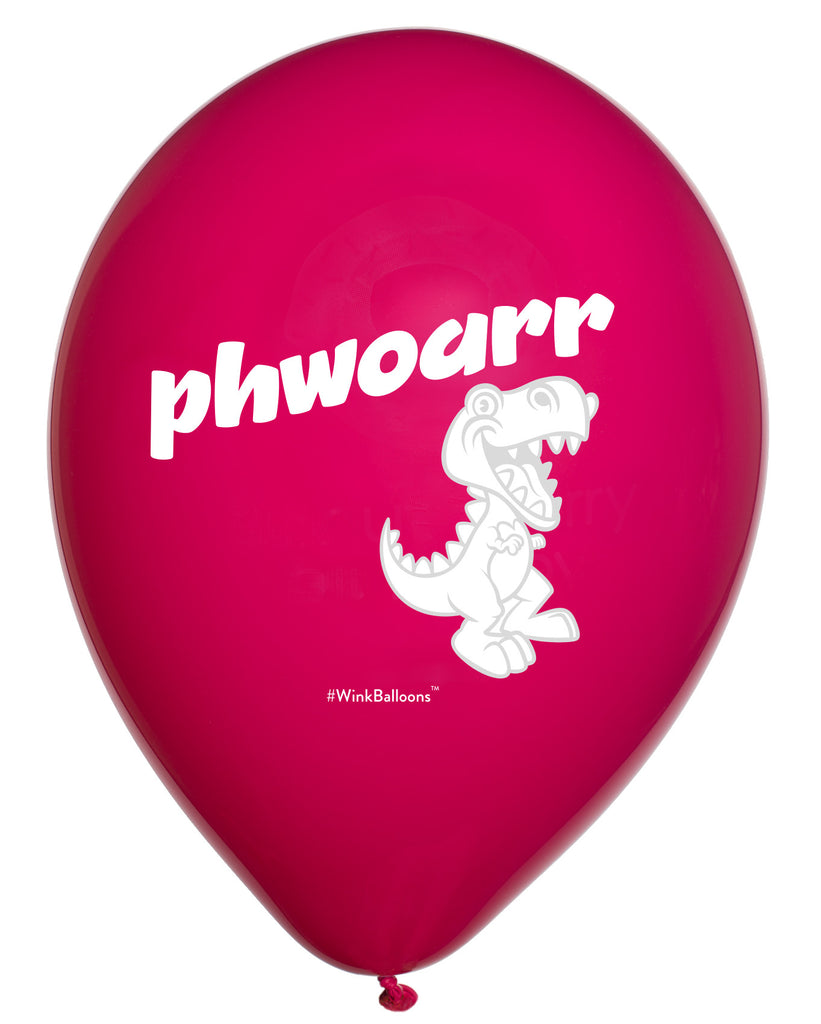 Phwoarr|I Love You|WinkBalloons|Sydney|Delivery|Online|Helium|Funny Balloons|Black|Cute Balloons|Bouquet
