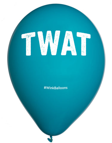 TWAT - Balloon - Delivered*