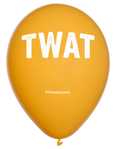 TWAT - Balloon Bouquet - Delivered*