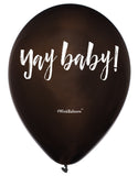 Yay Baby - Balloon Bouquet - Delivered*