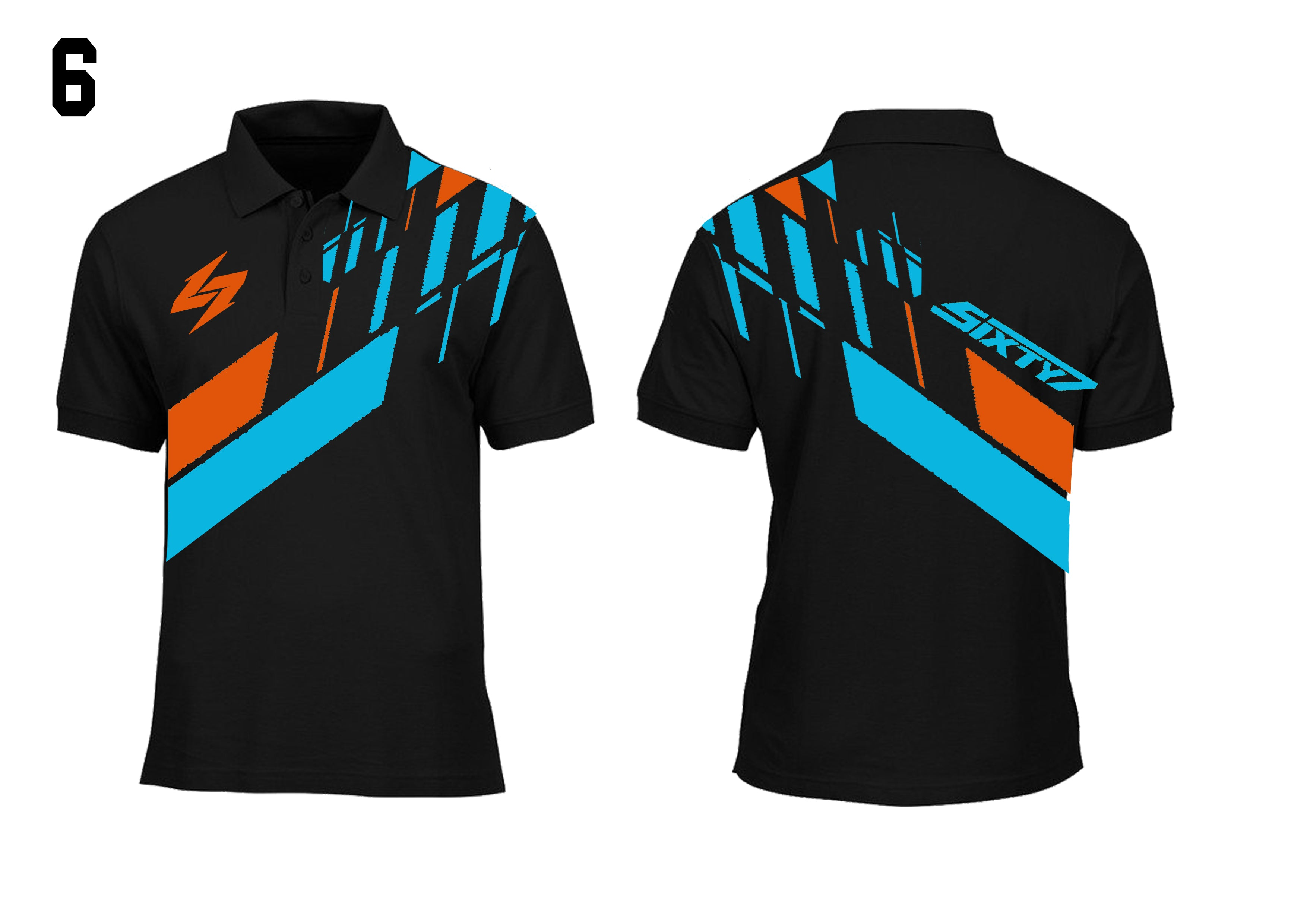 Sublimated Custom Pit Shirt