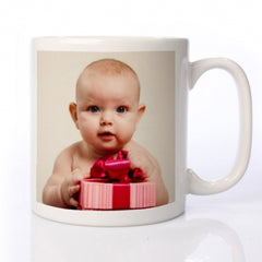 Personalised Mug with Baby Photo