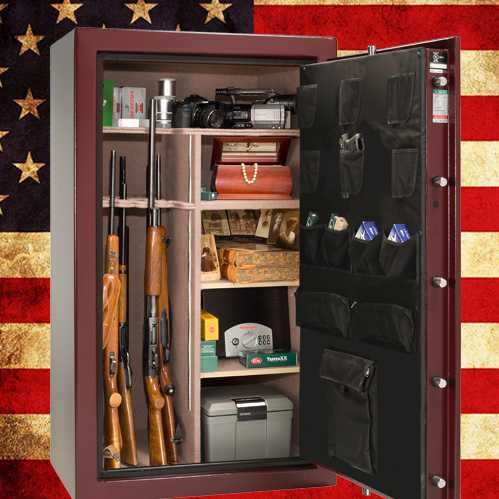 The Importance of Storing Firearms & Family Security
