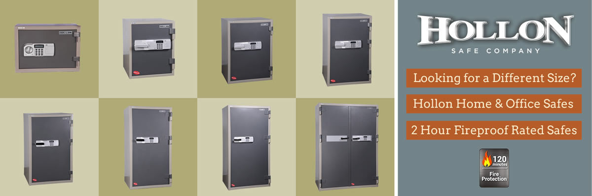 2 Hour Fireproof Home Safes