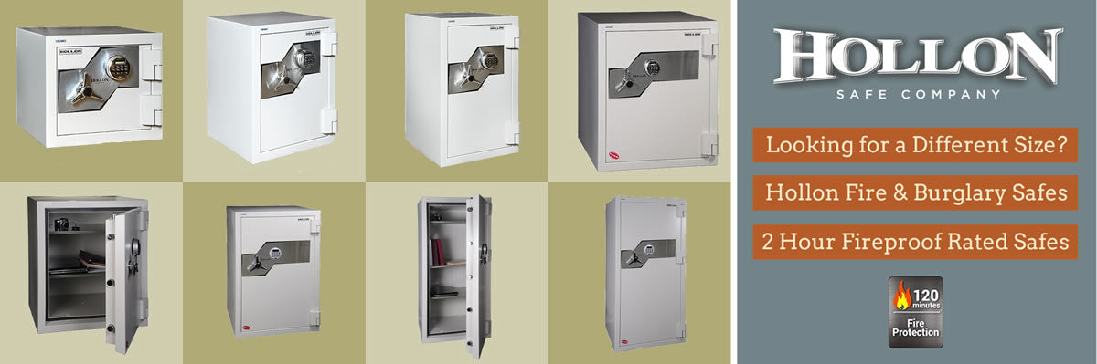 Hollon Fire & Burglary FB-Series Safes