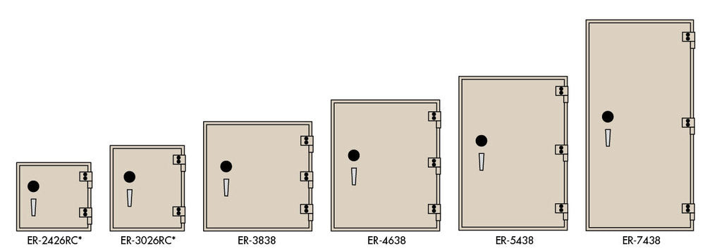 ER Series TL-15 Safes