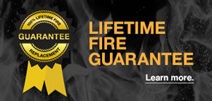 Lifetime Fire Guarantee