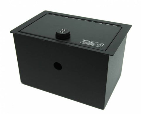 Lock'er Down Safes - Console Safe 2015 - 2020 Chevrolet Suburban, Tahoe & GMC Yukon - Model LD2042