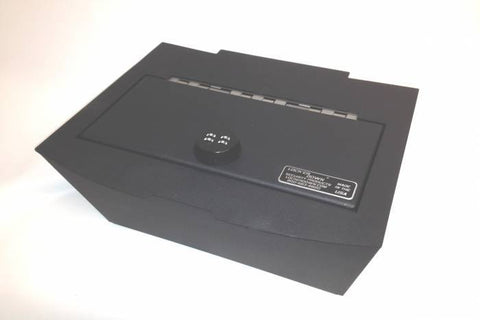 Lock'er Down Safes - Console Safe 2009 - 2018 Dodge Ram 1500, 2500 & 3500 Model LD2028