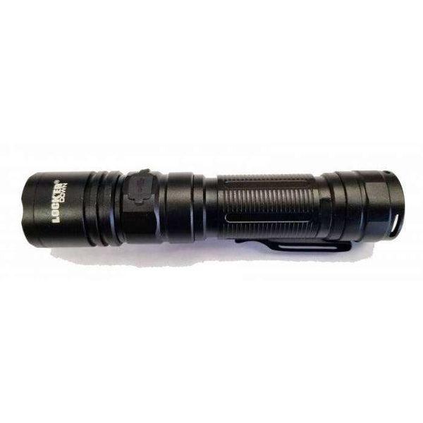 LOCK'ER DOWN 800 LUMEN USB RECHARGEABLE FLASHLIGHT