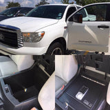 Lock'er Down Safes - Console Safe LD2013: 2007 - 2013 Toyota Tundra 2008-17 Sequoia