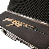 Barska Loaded Gear AX-600 Rifle Hard Case - BH12172: Dark Earth