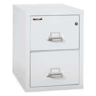Fire King 2-1831-C Vertical 1 Hour Fire Rated File Cabinets - 2 Drawer