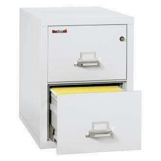 Fire King 2-2131-C Vertical 1 Hour Fire Rated File Cabinets - 2 Drawer