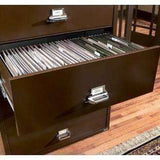 Fire King 2-3822-C - Lateral Fireproof File Cabinets - 2 Drawer 1 Hour Fire Rating