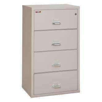 ... Fire King 4 3122 C   Lateral Fireproof File Cabinets   4 Drawer 1 ...