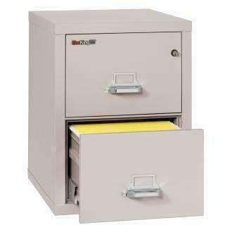 FireKing 25 - 2-1825-C: 1 Hour Fire Rating - 4 Drawer