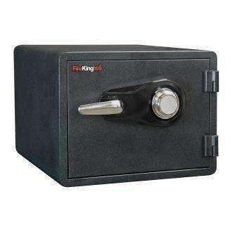 FireKing Business Class Dial Combo One-Hour Rated Fire Safes KY0913-1GRCL