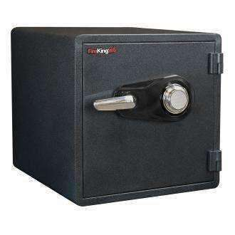 FireKing Business Class Dial Combo One-Hour Rated Fire Safes KY1313-1GRCL