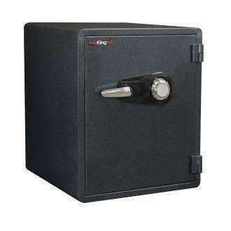 FireKing Business Class Dial Combo One-Hour Rated Fire Safes KY1915-1GRCL