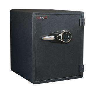 FireKing Business Class Electronic Lock One-Hour Rated Fire Safes KY1915-1GREL
