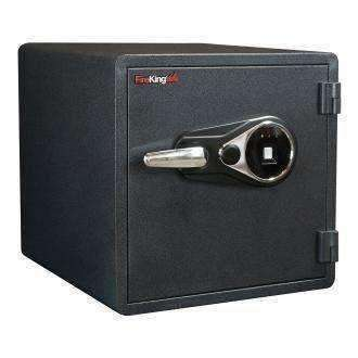 FireKing Business Class Fingerprint Lock One-Hour Rated Fire Safes KY1313-1GRFL