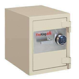 FireKing One-Hour Fire and Burglary Rated Safes - FB2218-1 (1-shelf)