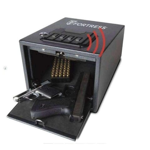 Fortress Security P2EA Pistol Safe with Electronic Lock