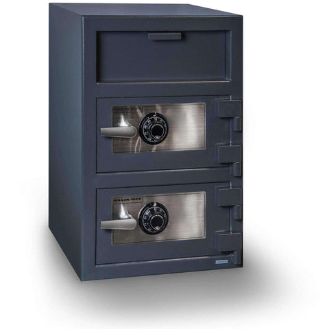 Hollon FDD-3020CC Double Door Security Drop-Boxes & Safes