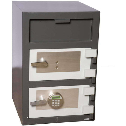 Hollon FDD-3020EK Double Door Security Drop-Boxes & Safes