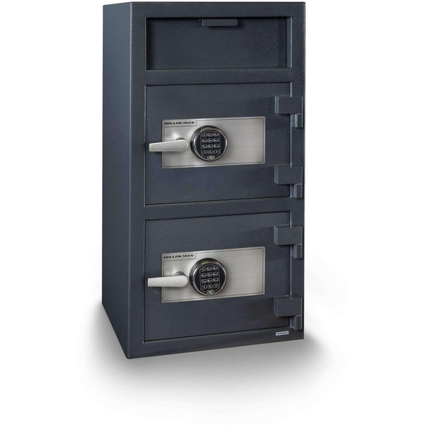 Hollon FDD-4020CC Double Door Security Drop-Boxes & Safes