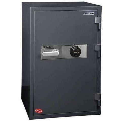 Hollon HS-1000C 2 Hour Fireproof Home Safes with S&G Dial Lock