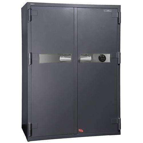 Hollon HS-1750C 2 Hour Fireproof Home Safes with S&G Dial Lock